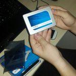 Crucial 120GB SSD
